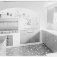 Roy E. Larsen, residence at 5060 Congress St., Fairfield, Connecticut. Kitchen II