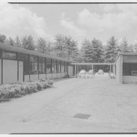 South Elementary School, Andover, Massachusetts. Exterior VI