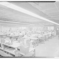 Texas Instrument Co., Houston, Texas. Assembly line