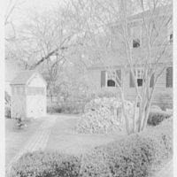 Williamsburg, Virginia, Ludwell-Paradise. Pile of bricks