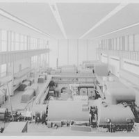 Bergen generating station, Ridgefield, New Jersey. From crane II