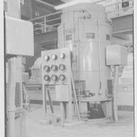 Bergen generating station, Ridgefield, New Jersey. Pump motor