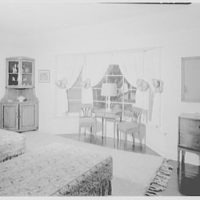 Mr. and Mrs. George Ed. Hackney, residence in Hobe Sound, Florida. Master bedroom