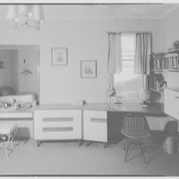 Mr. and Mrs. Herbert Bedell, residence at 200 Rugby Rd., Brooklyn, New York. Girl's room II