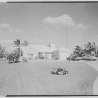 Port Royal houses, Naples, Florida. Bennett house