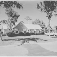 Port Royal houses, Naples, Florida. Dr. Arp house