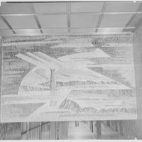 Prudential Insurance Company, Newark, New Jersey. Mural III