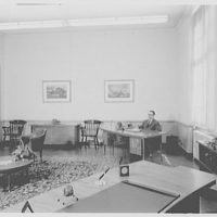 Deerfield Academy, Deerfield, Massachusetts. John Boyden's office I