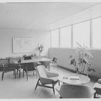 Edo Corporation, College Point, Long Island. Arch Brown's office
