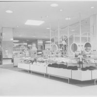 Higbee Department Store, business in Cleveland, Ohio. Millinery I
