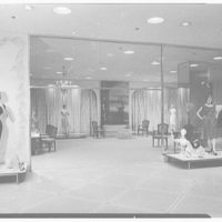 Higbee Department Store, business in Cleveland, Ohio. To Crystal room II