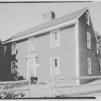 John Adams, residence in Quincy, Massachusetts. John Adams, exterior II