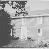 John Adams, residence in Quincy, Massachusetts. John Adams, exterior III