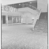 Meadows Theater, Fresh Meadows, Jamaica, Long Island. Entrance, foyer