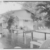 Mr. Thaddeus V. Soshe, residence in Vega Baja. Terrace II