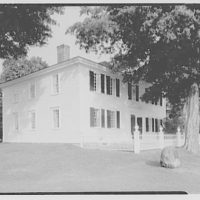 Pierce homestead, Hillsboro, New Hampshire. Exterior I