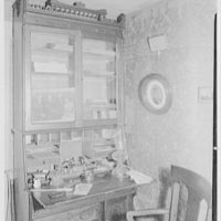 President Calvin Coolidge. Signed the oath of office at this desk