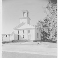 President Calvin Coolidge. Union Church, which contains Coolidge pew