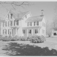 President Grover Cleveland's birthplace, in Caldwell, New Jersey. President's house, exterior