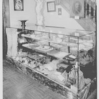 President Warren G. Harding, residence in Marion, Ohio. Mrs. Harding's personal belongings