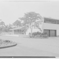 Singer Sewing Machine Co., Underhill Rd., Syosset, Long Island. Exterior I