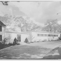Smith College Faculty Center, Northampton, Massachusetts. Exterior I