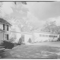 Smith College Faculty Center, Northampton, Massachusetts. Exterior II