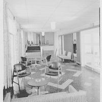 Smith College Faculty Center, Northampton, Massachusetts. Lounge I