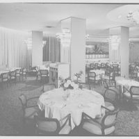 Americana Hotel, 52nd St. and 7th Ave., New York City. La Ronde II