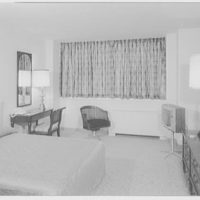 Americana Hotel, 52nd St. and 7th Ave., New York City. Room 1544, I