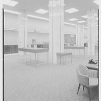 Bowery Savings Bank, 5th Ave. and 34th St., New York City. Banking floor I