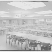 Cardinal Spellman High School, Baychester Ave. and 229th St., Bronx. Cafeteria II