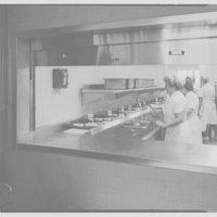 Cardinal Spellman High School, Baychester Ave. and 229th St., Bronx. Kitchen conveyor