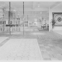 Edward Fields, business at 160 E. 56th St., New York. Showroom no. 1