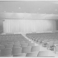 Harry Thompson Junior High School, Syosset, Long Island. Auditorium