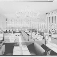 Howard Johnson's motor lodge, 8th Ave. at 51 St., New York City. Restaurant