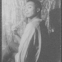 [Portrait of Henry Van Dyke]