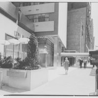 Summit Hotel, 51st St. and Lexington Ave., New York. Sidewalk view, south