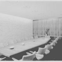 Van Heusen Shirts, 417 5th Ave., New York City. Boardroom