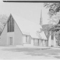 Westminster Chapel, West Hartford, Connecticut. Exterior IV