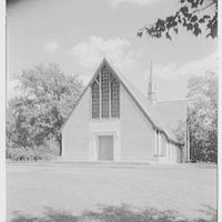 Westminster Chapel, West Hartford, Connecticut. Exterior VI