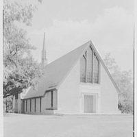 Westminster Chapel, West Hartford, Connecticut. Exterior VII