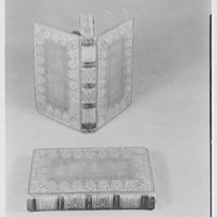 Gordon Ray, 25 Sutton Place South, New York. Bindings by Gilmour