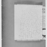 Gordon Ray, 25 Sutton Place South, New York. Flaubert letter