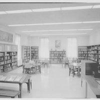 Mount Kisco Library, Mount Kisco, New York. Children's room