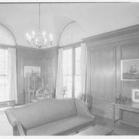 Deerfield Academy, Deerfield, Massachusetts. Behind club room II, old gym