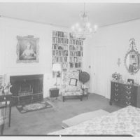 Julian Bach, residence at 241 E. 48th St., New York City. Bedroom I