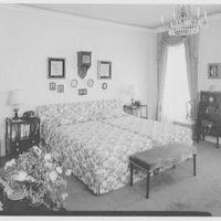Julian Bach, residence at 241 E. 48th St., New York City. Bedroom II