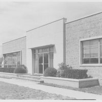 Krim-Ko Corp., Clark, New Jersey. Entrance detail