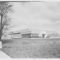 Krim-Ko Corp., Clark, New Jersey. Main facade, from left